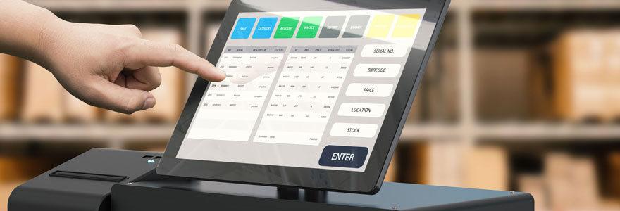 logiciel de caisse